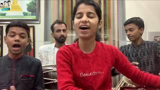 Piya Haji Ali ( COVER ) Maithili , Rishav & Ayachi Thakur