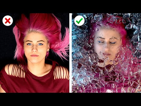 10 Fun and Creative Photo Ideas! Instagram Photo Hacks