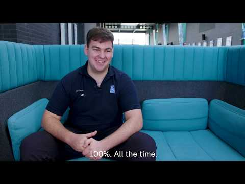 Rolls-Royce | Could you be a Rolls-Royce NDT Engineer Degree Apprentice like Joe?