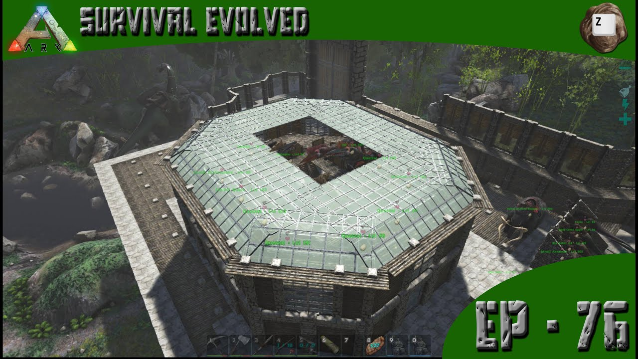 Greenhouse   Official ARK .