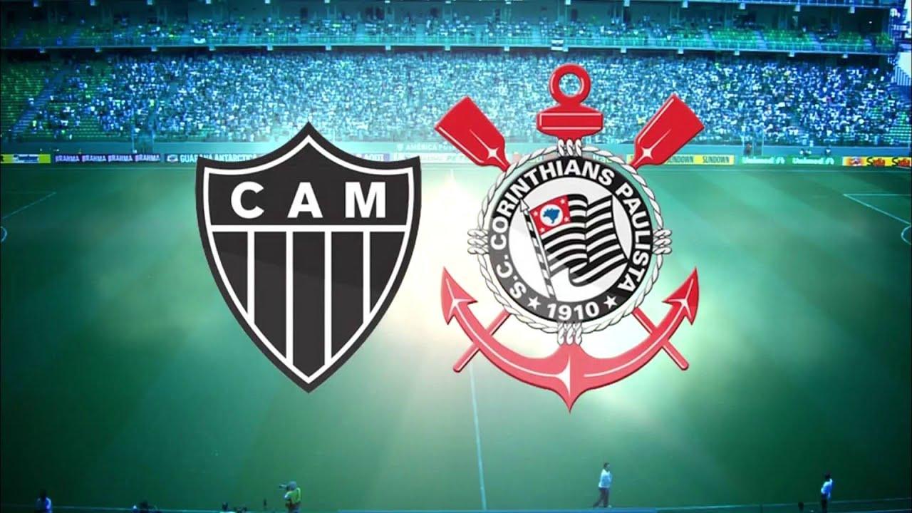 Atlético Mg X Corinthians Ao Vivo Brasileirão Série A 2016