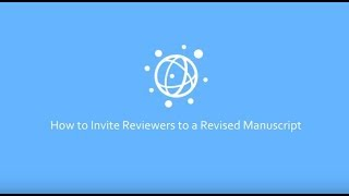 How to Submit Your Revised PLOS Manuscript in Editorial Manager