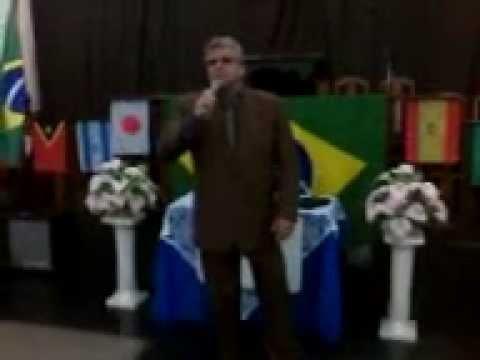 Valmir Moura  O amigo de Sérgio Lopes