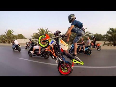 Best of bikers Algeria GoPro hero 5 black & feiyu tech G5