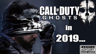 Call of Duty GHOSTS in 2019 😈 I Want COD GHOSTS 2, cut the MW4 HYPE! COD 2019 Leaks, News & Rumors