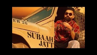 Badmashi nahio Jaane Meriye (FULL VIDEO) |AMRIT MAAN |JATT DA SUBAH AIDAN DA| Latest Punjabi Song