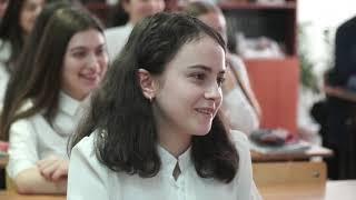 Французский язык на один день стал основным средством общения в гимназии Черкесска