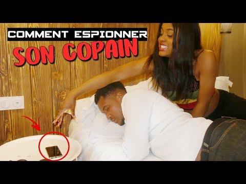 COMMENT ESPIONNER SON COPAIN ! (ET LE PIRATER) | ASHLEY