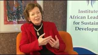 Meet the Leader -- Interview with H.E. Mary Robinson Former President of Ireland
