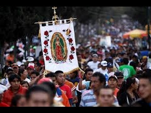 Pilgrimage to Our Lady of Guadalupe, México [IGEO TV]