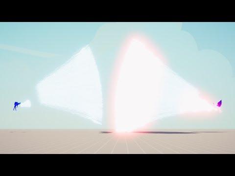GODS Vs GODS - Totally Accurate Battle Simulator TABS