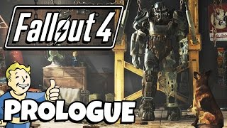FALLOUT 4 GIVEAWAY + PROLOGUE | Fallout 4 - Let
