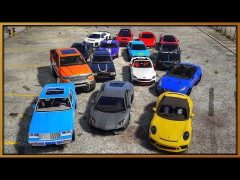 GTA 5 Roleplay - I BUY EVERY CAR AT DEALERSHIP | RedlineRP #936