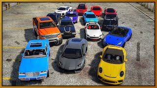 GTA 5 Roleplay - I BUY EVERY CAR AT DEALERSHIP | RedlineRP #936