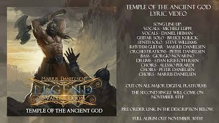 Marius Danielsen's Legend of Valley Doom - Temple of the Ancient God (Official Lyric Video)