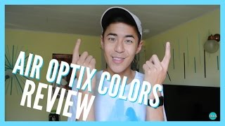 AIR OPTIX COLORS REVIEW(, 2015-09-28T14:24:53.000Z)