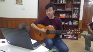 Tìm - Haketu guitar