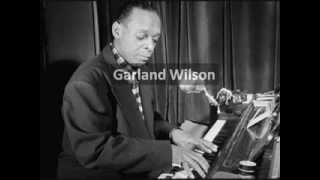 Garland Wilson - Just a Mood (1930s)