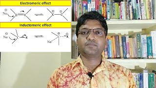 Electromeric effect and Inductomeric effect