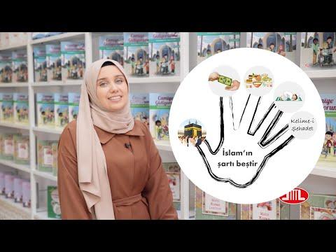 İslamın Şartları – Camiye Gidiyorum 1, 2. Ünite – Temel Dini Bilgiler Dersleri indir