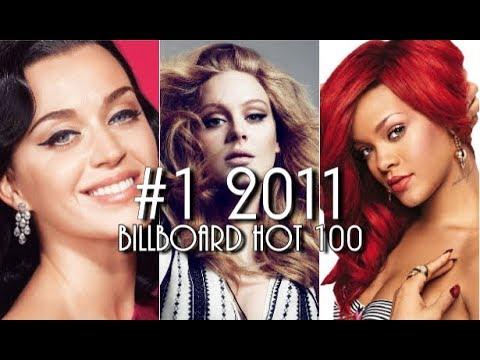 Billboard Hot 100 #1 Songs of 2011