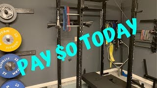 Epic Home Gym That Is FREE For 6 Months?!