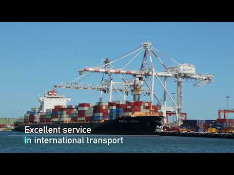 Christoudias Logistics Corporate Video