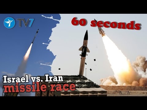 Israel Vs. Iran Missile Race - This Week In 60s, 20 March 2021