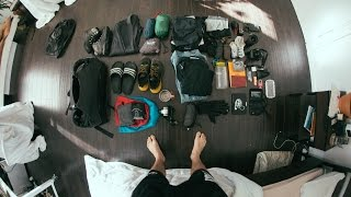 Pro Packing Tips | Minimalist DIY Backpacking on a Budget
