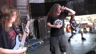 BRUTALLY DECEASED Live At OEF 2011