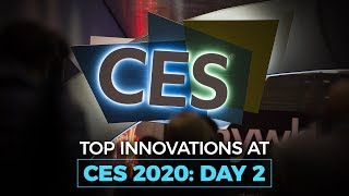 Interesting innovations at the ces 2020