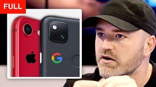 Google Pixel 4a vs iPhone SE
