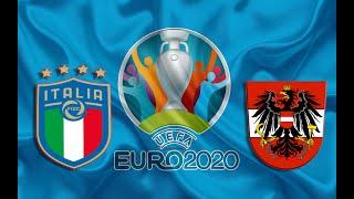 Италия Австрия прогнозы на футбол прогноз на футбол сегодня Ставки на спорт ЕВРО 2020
