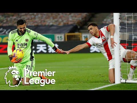 Wolves, Southampton share spoils; Burnley finally win | Premier League Update | NBC Sports