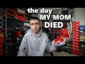 the day MY MOM DIED... THE HARDEST DECISION I'VE EVER MADE