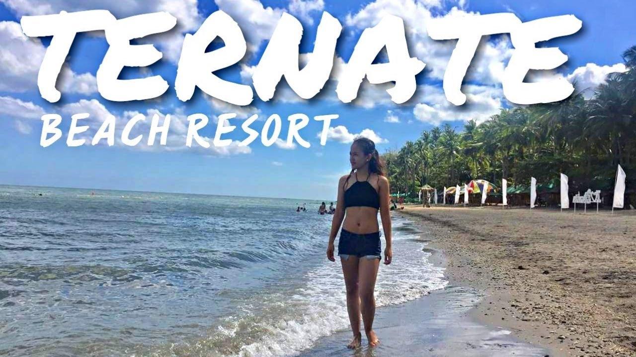 Ternate beach resort cavite family vacation youtube - Beach with swimming pool in cavite ...