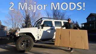 MORE Mega Jeep Wrangler MODS!