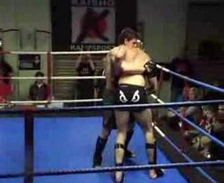 Kaisho Battle 2007 Shootfighting Gustavsson-Nilsson