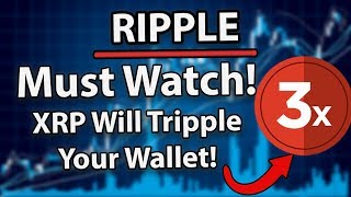 Ripple XRP Will Tripple Your Wallet! (To Start) & Tron Independence Day!