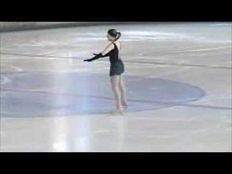 Gwendoline Didier French Masters 2007 short program