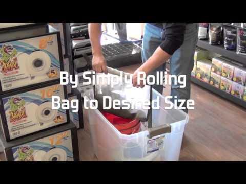 Heavy Harvest Premium Compost TEA Brewing Bags - Best Bio Extractor Bags for Compost