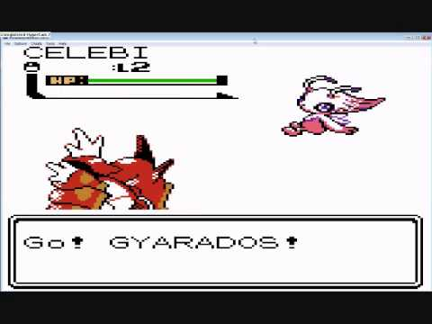 How To Get Shiny Mew Celebi In Pokémon Silver Gold Vba Youtube