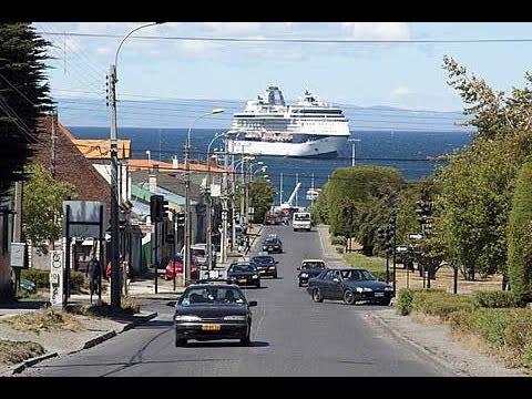 Historia de Punta Arenas-Chile-Producciones Vicari.(Juan Franco Lazzarini)