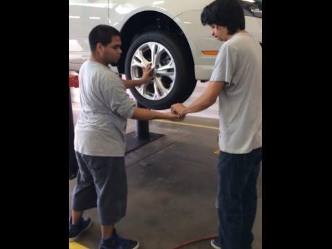 Automotive Technology Program in Houston - San Jacinto College