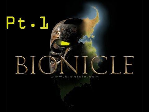 Bionicle Nestlé Pt. 1