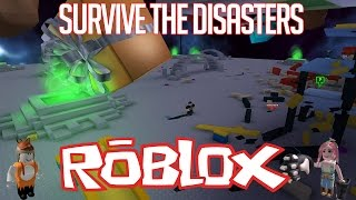 """""""It Should Be Youtuber Ambush"""" - Roblox Survive The Disaster W/LDshadowlady"""