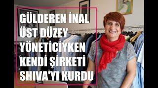 Kadın girişimci Gülderen İnal, üst düzey yöneticiyken kendi işini kurdu