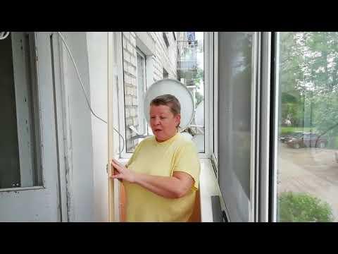 Ремонт в хрущевке женщинами. Обшиваем вагонкой балкон.6 день
