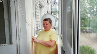 Ремонт в хрущевке женщинами. Обшиваем вагонкой балкон.