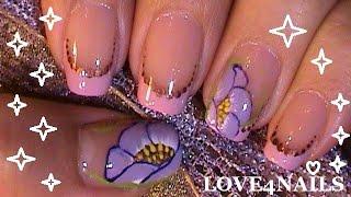 Como Pintar Una Flor De Lado A Mano Alzada thumbnail
